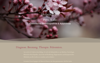 Startseite Petra Kalks_Website_webcontentmanagement_silke johann_062020
